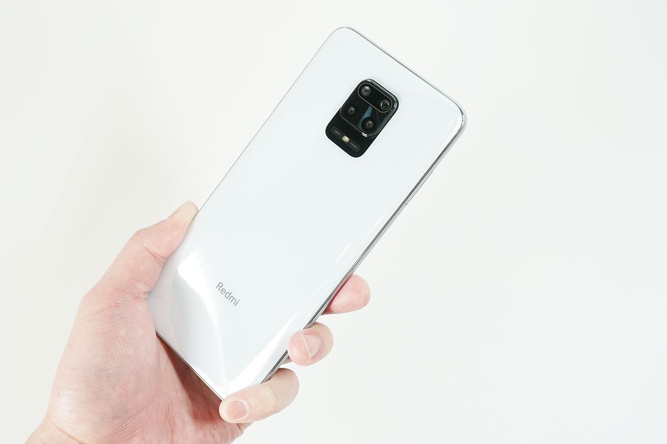 Redmi Note 9S背面