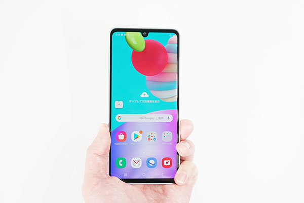 Galaxy A41の評価まとめ