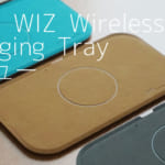 Deff WIZ Wireless Charging Tray レビュー