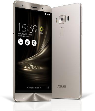 Asus「Zenfone3」シリーズの国内販売は、現状「Zenfone3」のみ?