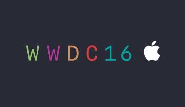 【リアルタイム更新】アップル、「WWDC 2016」開発者向けカンファレンスまとめ!随時更新中!