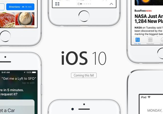 アップル、「iOS10」はロック解除方法が楽に?「スライド」から「ホームボタンを押して解除」へ