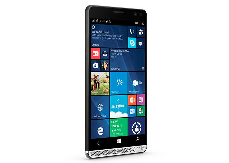 「Windows 10 Mobile」を搭載した「HP Elite X3」がWi-Fi・Bluetooth認証を通過