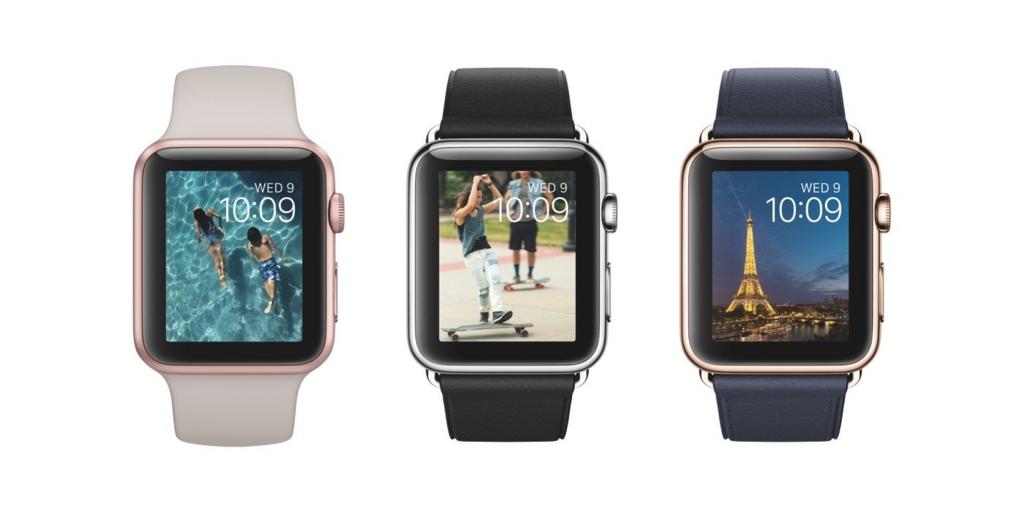 アップル、「Apple Watch 2」はGPSを内蔵か!?さらに防水性能も強化へ