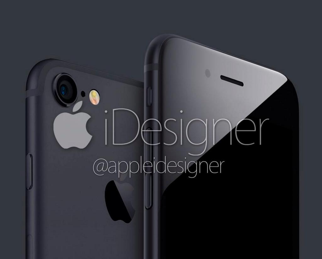 「iPhone 7」で新色「スペースブラック」が追加される模様!スペースグレイ廃止はなくなりそう