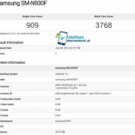 Galaxy Note7、「Android 7.0 Nougat」を搭載か?Geekbenchベンチマークに登場
