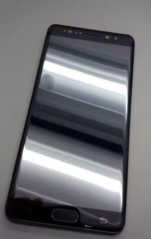 『Galaxy Note 7』実機画像が流出!デュアルエッジ確定か