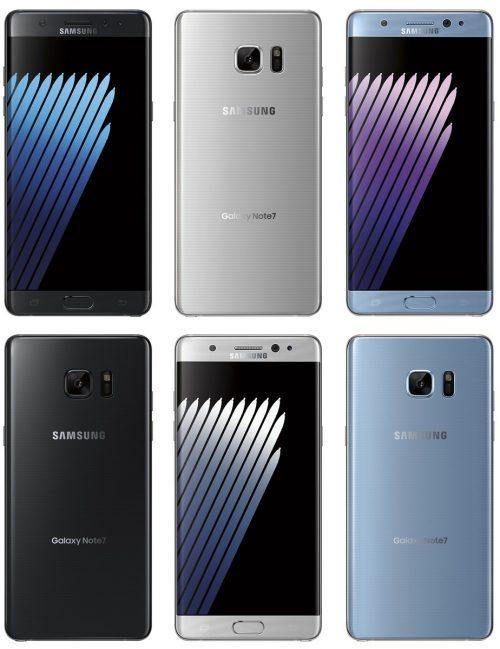 「Galaxy Note7」欧州での販売価格は?-本体価格は約9万7000円から-
