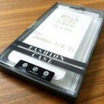 『ASUS ZenFone3 ZE520KL』用のケースと保護フィルムを購入!-ガラスフィルムには特に注意が必要