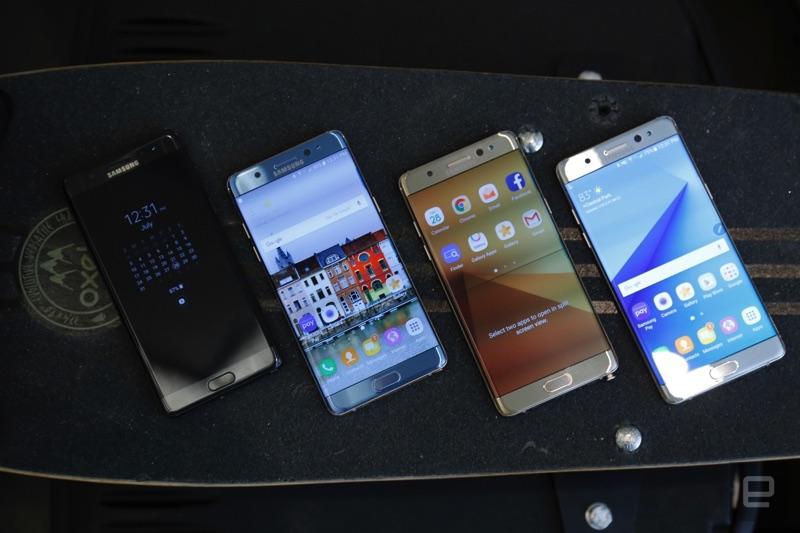 サムスン、「Galaxy S」シリーズをすべて曲面ディスプレイに?