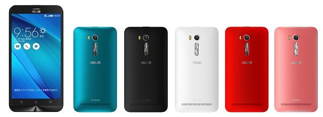 格安SIM「UQmobile&mineo」にて『ZenFone Go』がASUS初のマルチキャリア対応に!-アップデートにてau VoLTE対応に