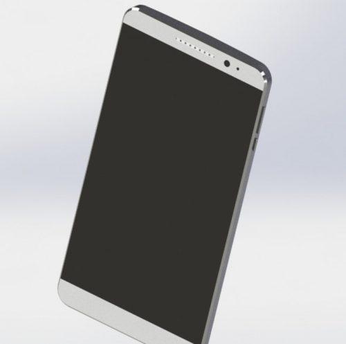 「Huawei Mate 9」と思われるレンダリング画像がリーク?-デュアルカメラ搭載&USB Type-C採用か