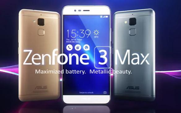 ASUS、「ZenFone 3 Max ZC520TL」公式プロモーション動画を公開!-最大連続待受30日大容量バッテリー搭載