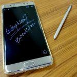 『Galaxy Note7』にお薦めな保護フィルムはコレ!現状コレ以外考えられない、ケースとの相性も良い◎