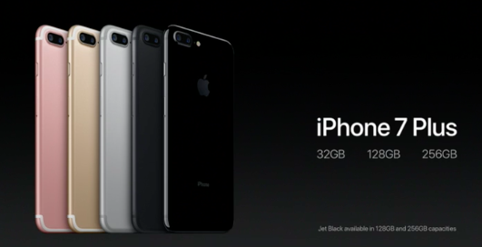 【速報】au「iPhone7Plus」ジェットブラックは発売イベント開催の直営店でも在庫なし!