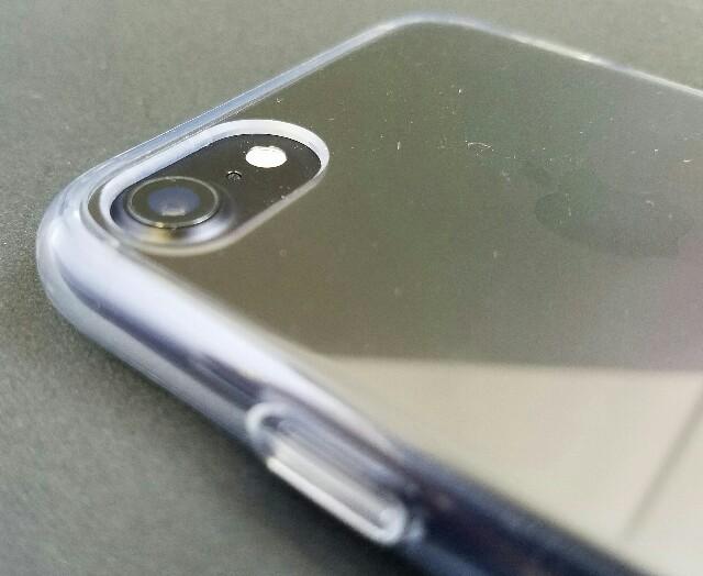 「iPhone 7」に最適なコスパ最高耐衝撃ハイブリッドケース!ジェットブラックとの相性も良い◎