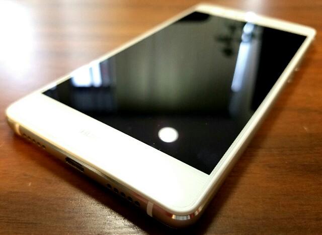 洗練されたデザインに魅力的な価格『HUAWEI P9 lite』を購入レビュー&使用感!-「ZenFone3 5.2インチ」と迷うのも分かる仕上がりに