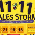 GearBest、2日間限定で爆安SALE「11.11」を開催!
