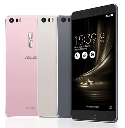 UQmobile、オンラインショップにて「ASUS ZenFone3 Ultra ZU680KL」を12月16日より発売開始へ!家電量販店は12月9日より販売開始!