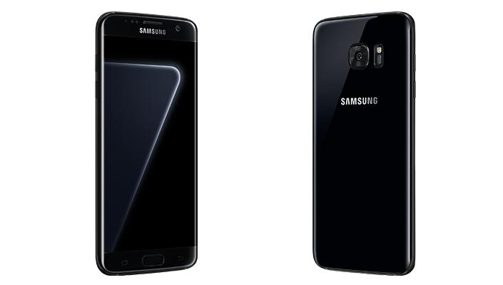 サムスン、「Galaxy S7 edge」新色ブラックパールが正式に発表!12月9日より発売へ!
