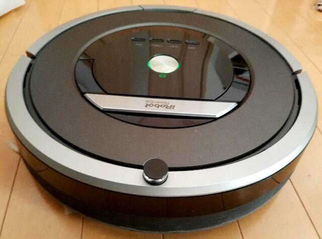 今年一番買って良かった家電はロボット掃除機「ルンバ870」!-掃除へのストレスが大幅に減少した話