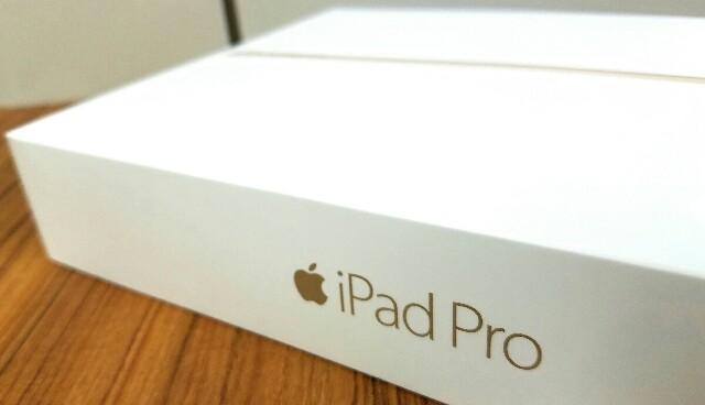 iPad Pro 9.7インチレビュー!自然な動作で、複雑な作業も手軽にこなせる一台に