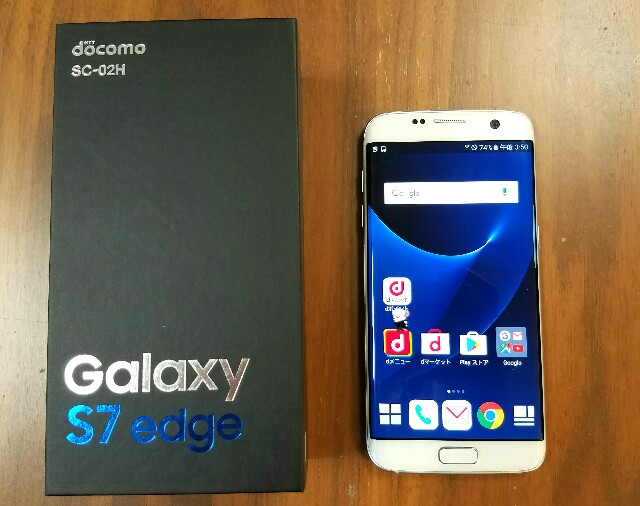 Galaxy S7 edge SC-02Hをフォトレビュー!手軽に綺麗な写真撮影と圧巻のパフォーマンスを実現した満足できる一台◎