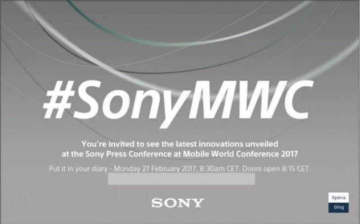ソニー、MWC2017で新型「Xperia」発表へ!2月27日にプレスカンファレンスを予告