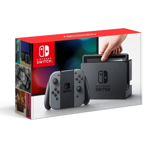 【まもなく開始】Nintendo Switch予約開始は2017年1月21日土曜日午前9時から開始!楽天予約ページが登場!