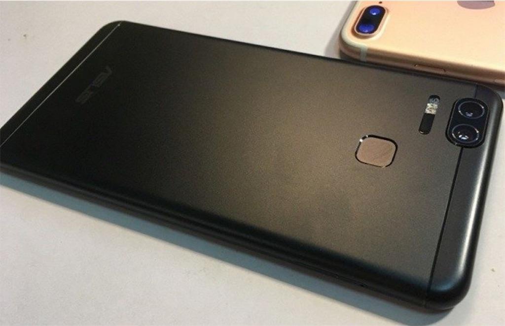 ASUS、ZenFone 3 Zoom ZE553KLの価格は5万円台?発売日はブラック2月14日か