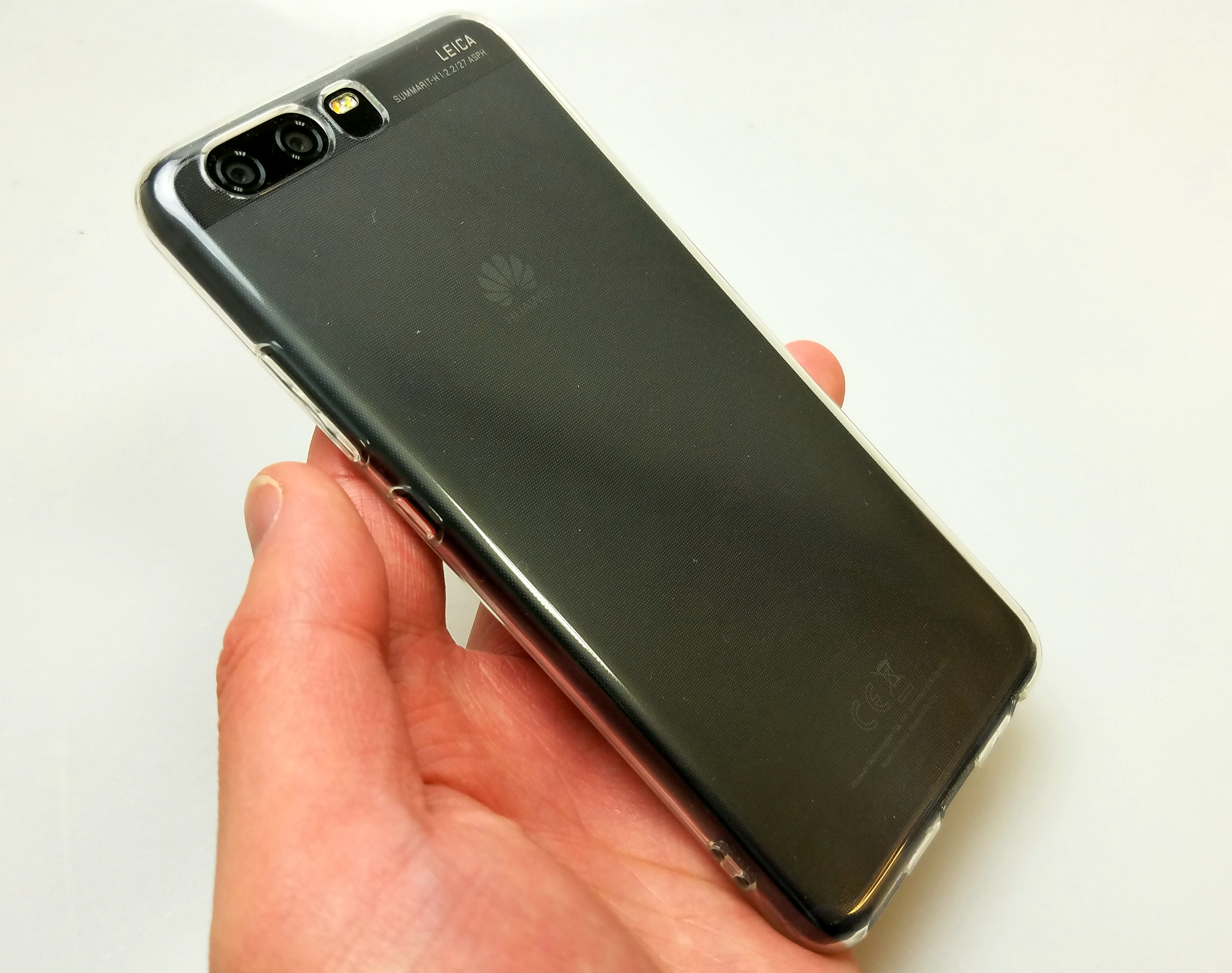 Huawei P10にオススメの格安TPUクリアケース!保護フィルムとの相性も良い◎
