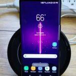 Galaxy S8+でワイヤレス充電ができない不具合が報告される