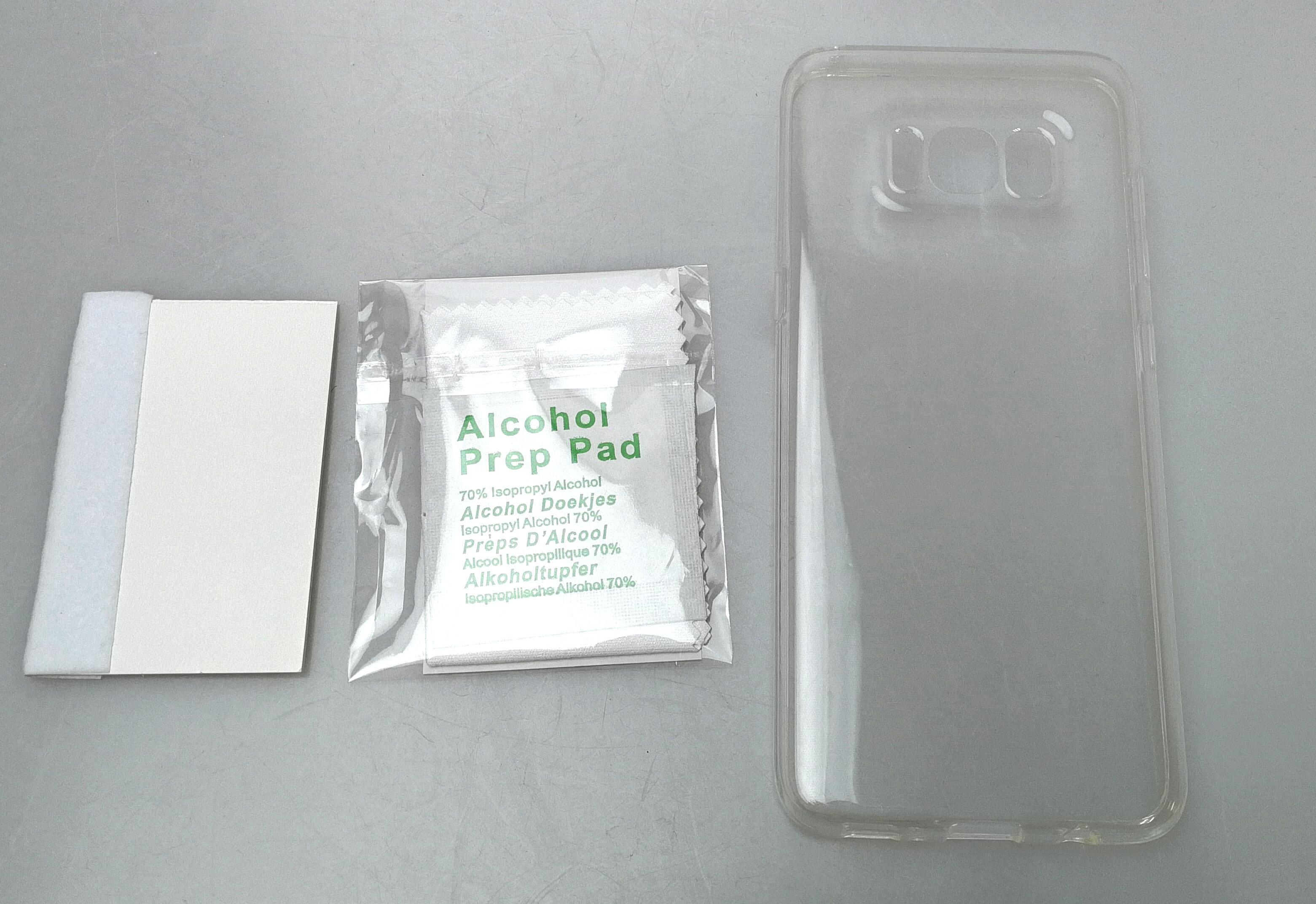 「Galaxy S8」にオススメ保護フィルムとケースについて、買って後悔したくない!