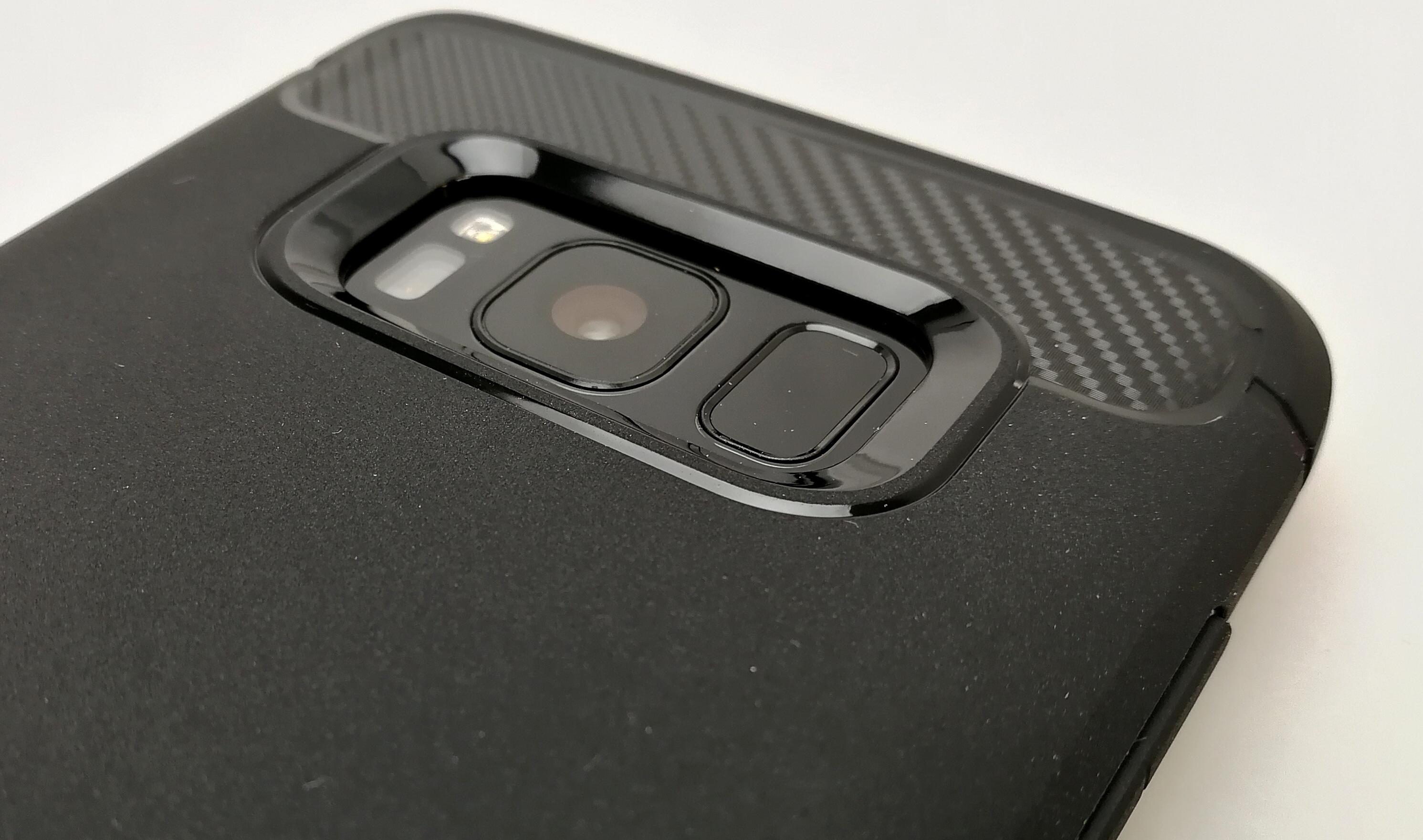 『Galaxy S8』にオススメなケースはコレ!現状コレ以外考えられない、落下衝撃に強いSpigen ラギッド・アーマーを購入レビュー