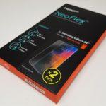 Galaxy S8にオススメな保護フィルムはコレで決まり!Spigen Neo Flex(ネオ・フレックス)はどんなケースにも最適◎