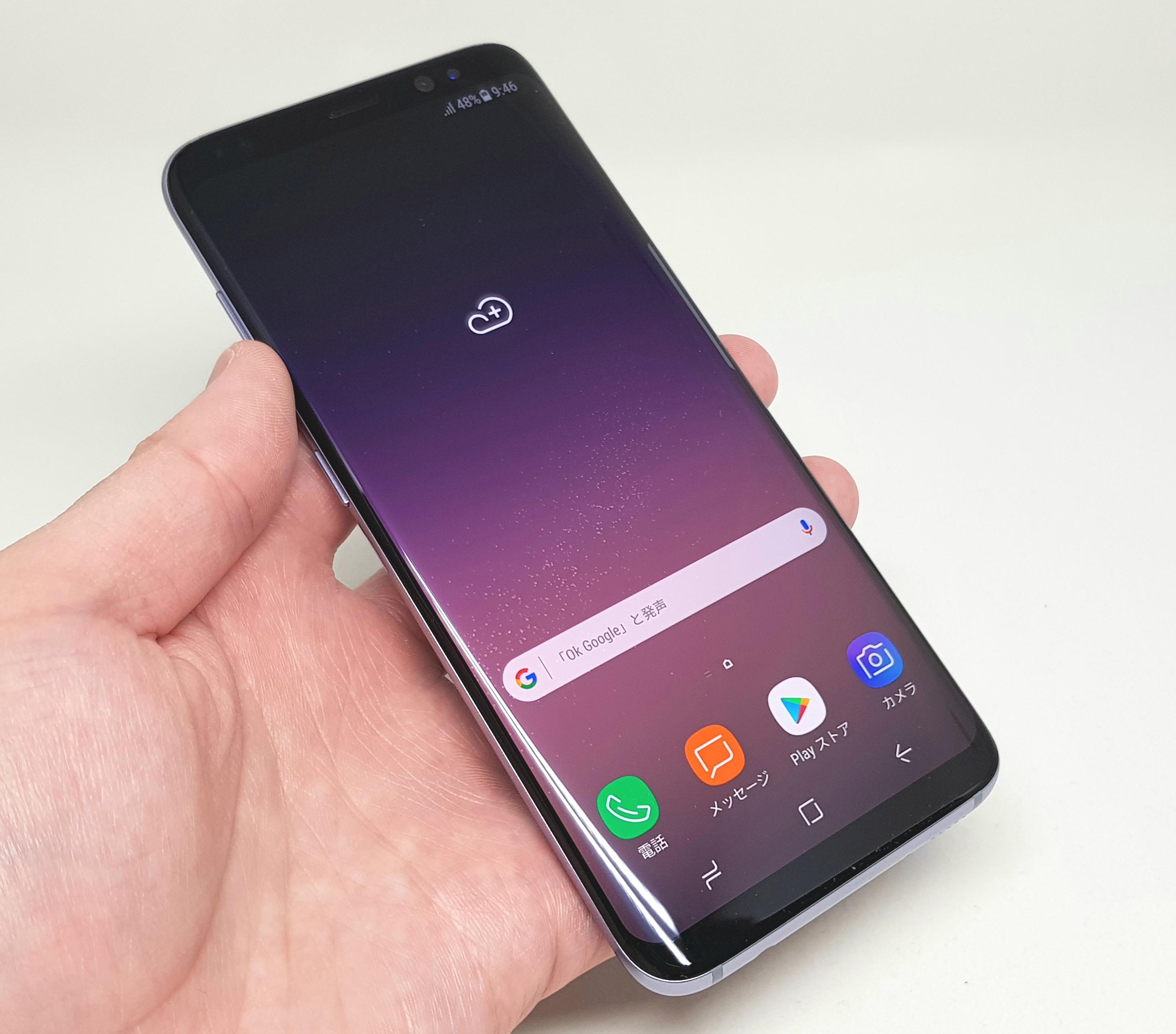 美しく完成された完璧なスマホ海外版「Galaxy S8」を実機レビュー!