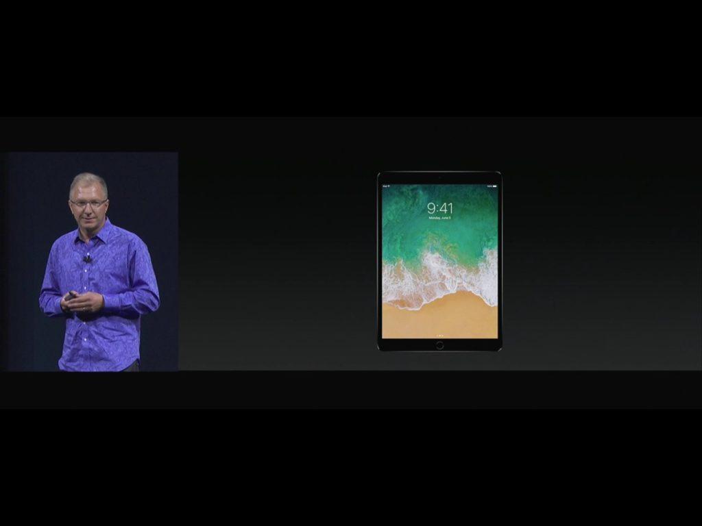 アップル、新型「iPad Pro 10.5インチ」を発表!