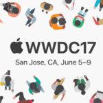 Apple、WWDC2017をリアルタイム更新!アップルの新製品は?iPadやSiriスピーカー登場か