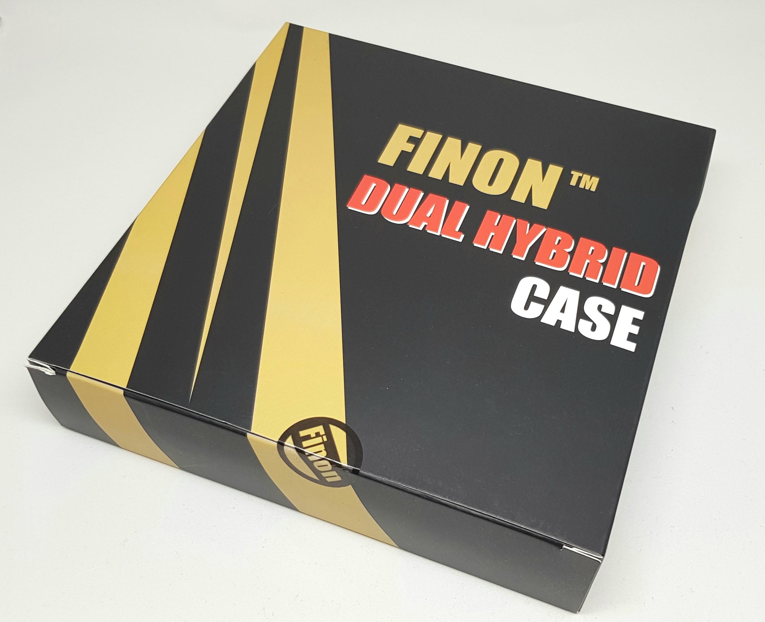 衝撃に強く3WAYで使える万能ケース「FINON/フィノン デュアルハイブリッドケース」をレビュー!