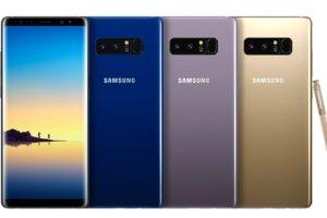 サムスン、Galaxy UNPACKED 2017にて「Galaxy Note8」を公式発表!初のデュアルカメラ搭載へ!