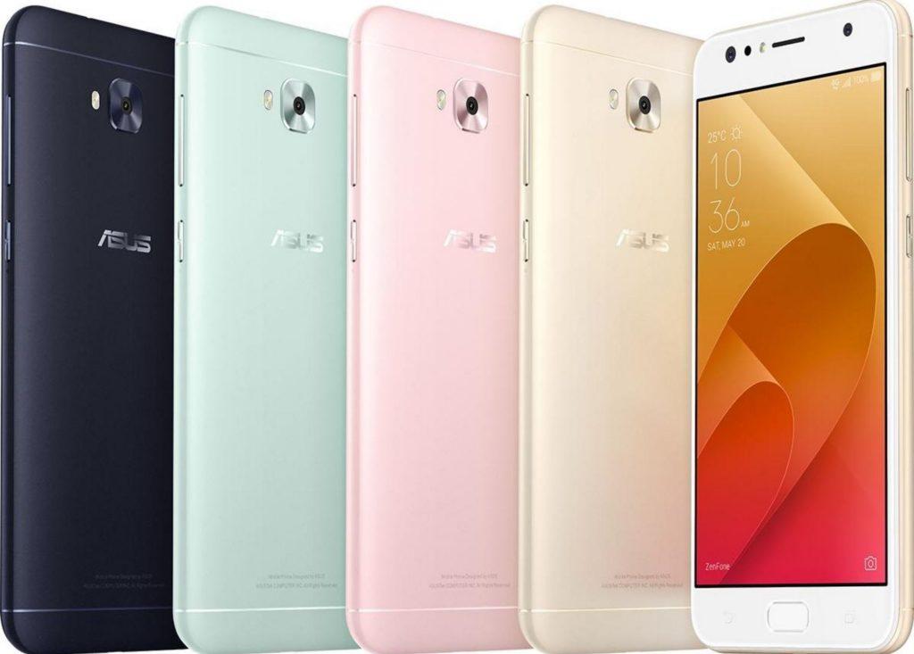 ASUS、新型「ZenFone 4」「ZenFone 4 Max」「ZenFone 4 Selfie」「ZenFone 4 Selfie Pro」の画像がリーク!カラバリが判明!