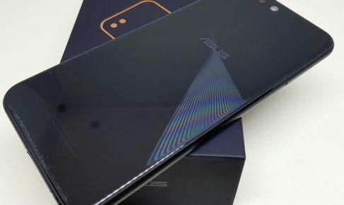 【初期設定編】これだけはやっておきたい『ASUS ZenFone 4 ZE554KL』の初期設定はコレ! -初期設定&便利機能まで