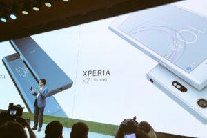 ソニー新型「Xperia XZ1」「Xperia XZ1 Compact」を公式発表!