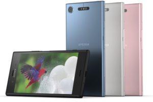 ソニー新型「Xperia XZ1」がリーク!公式発表はまもなくか