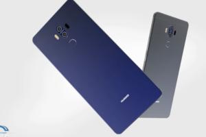 「Huawei Mate10」のレンダリング動画がリーク