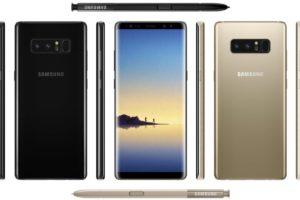 13万円超え!?サムスン新型「Galaxy Note8」の最終スペックが明らかに!6.3インチに、スナドラ835、RAM6GB搭載か