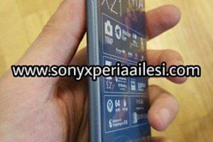 ソニー新型「Xperia XZ1」の実機がリーク!アンテナラインが残念な感じに
