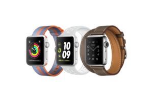 アップル、新型「Apple Watch Series 3」はLTE対応で年末までにリリースか