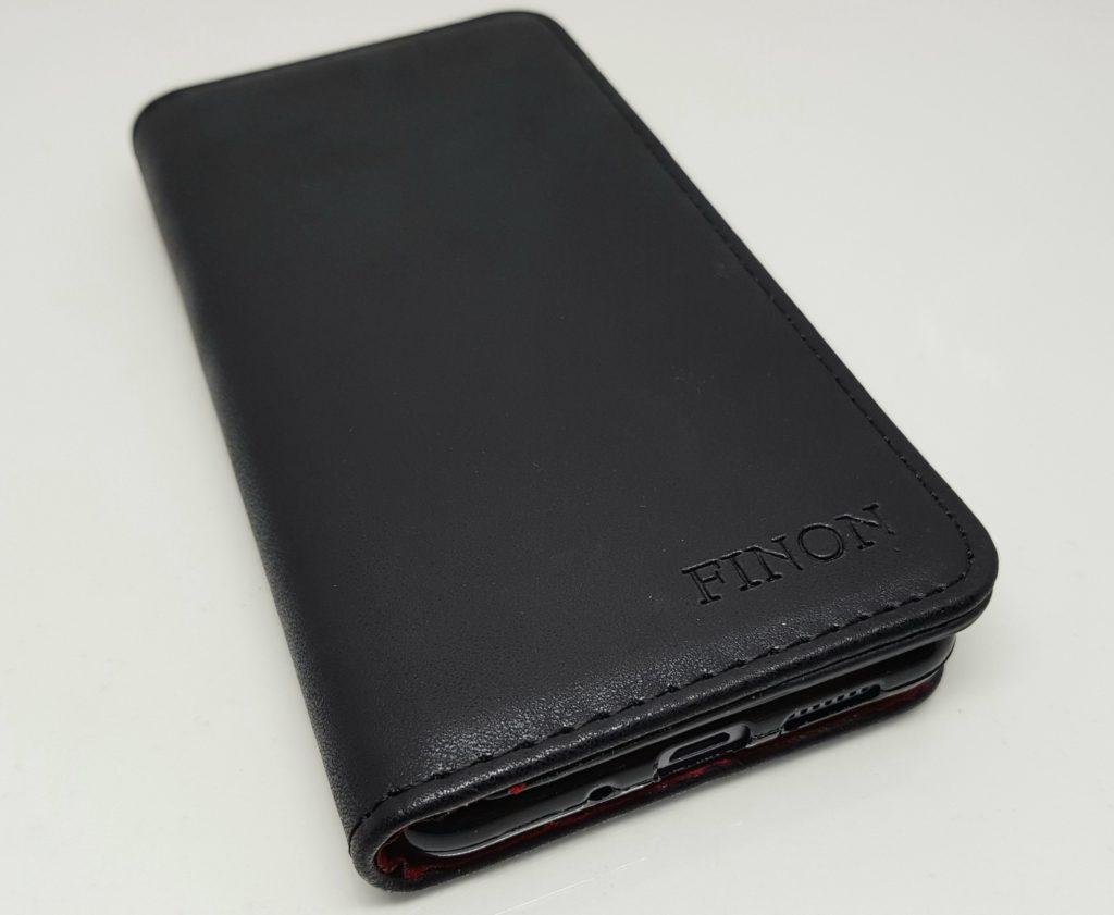 カードポケット付きお洒落なレザーケース!FINON【クラシックリッチレザーモデル】をレビュー!