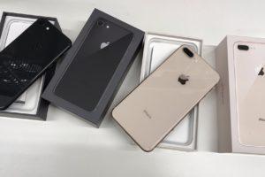 大手キャリアショップに「iPhone 8/iPhone 8 Plus」が入荷か?デモ機と思われる写真が登場